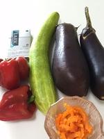 気になる食材-1(完熟野菜)