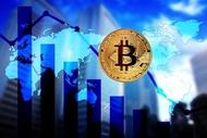 金融資産と化する仮想通貨
