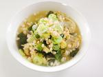 たんぽぽ料理-5(タンポポの煮込みうどん)