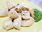 たんぽぽ料理-16(タンポポジェノベーゼ⑤)