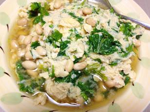 納豆とからし菜の卵煮②.JPG