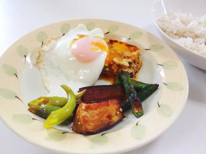 餃子ハンバーグ④.JPG